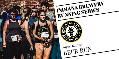 Beer Run - Indiana City | 2020 Indiana Brewery Running Series tickets