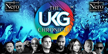 UKG CHRONICLE #CheshuntCountryClub tickets
