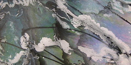 SHAKADI ARTS PRESENTS... Virtual Sip 'n' Paint Abstract Art Class tickets