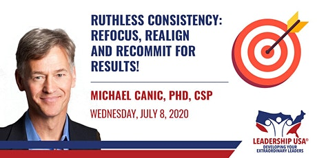 Ruthless Consistency: Refocus, Realign and Recommit for Results! (Member) biglietti
