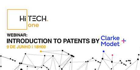 Webinar: Introduction to Patents by Clarke, Modet & Cº Portugal bilhetes