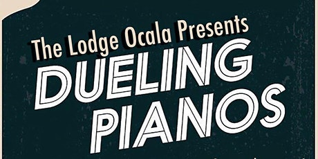 Dueling Pianos Back at The Lodge tickets