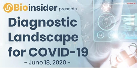 Meeting 1: Diagnostic Landscape for COVID-19 tickets