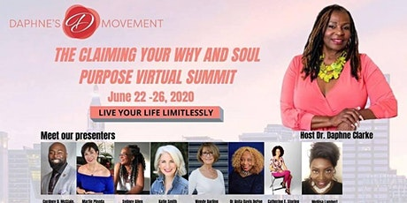 Claim Your Soul Purpose & Why tickets