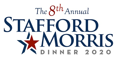 *New Date* 8th Annual Stafford-Morris Dinner tickets