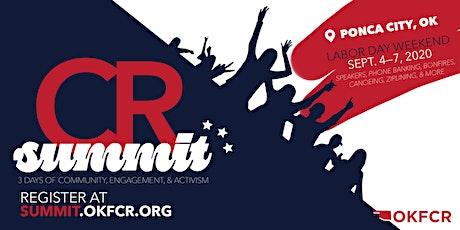Oklahoma College Republican Summit 2020 tickets