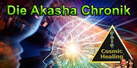 Kombi  Lesen in der Akasha-Chronik und Geistheilung I+II - Spare 200 €! Tickets