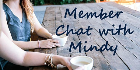 AIMHiTN Member Chats with Mindy tickets