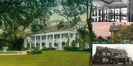 'The Gilded Age Houses & Gardens of the Hamptons' Webinar tickets