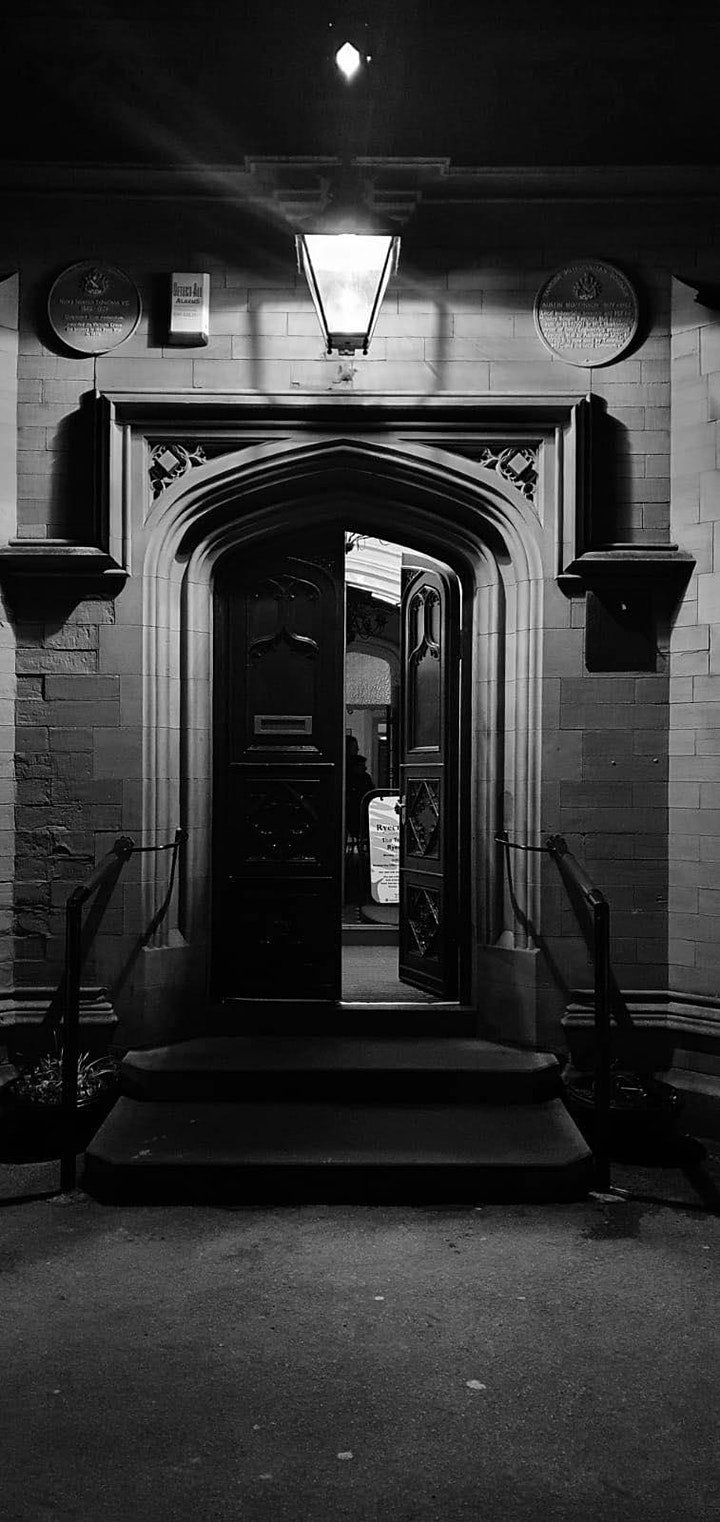 Ryecroft Hall, Manchester  Ghost Hunts with Haunting Nights image