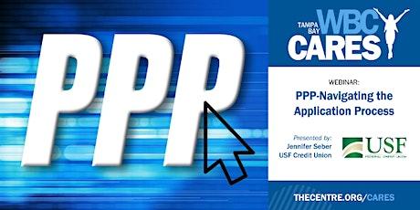 Webinar: PPP-Navigating the Application Process tickets