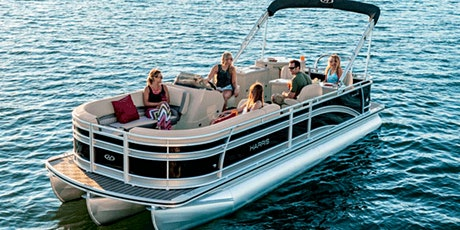 3 Hour Pontoon Boat Rental with Tube tickets