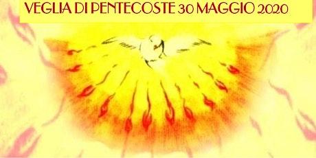Celebrazione Eucaristica-Veglia di Pentecoste tickets