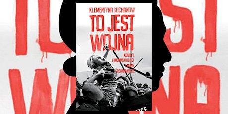 Polski Klub Książki / Polish Book Club: To Jest Wojna / This is War tickets