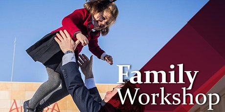 Family Workshop Online, New Families: Protagonismo de la familia en Alegra entradas