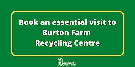Burton Farm - Saturday 30th May tickets