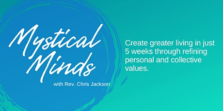 Mystical Minds with Rev. Chris Jackson tickets