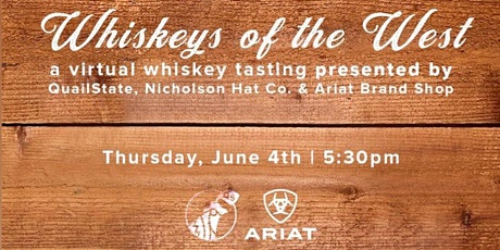 Whiskeys of the West tickets