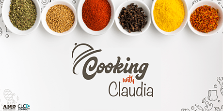 Cooking with Claudia tickets