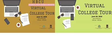 #CAP Virtual College Tour tickets