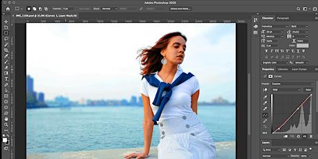 Photo Enhancing using Adobe Photoshop tickets