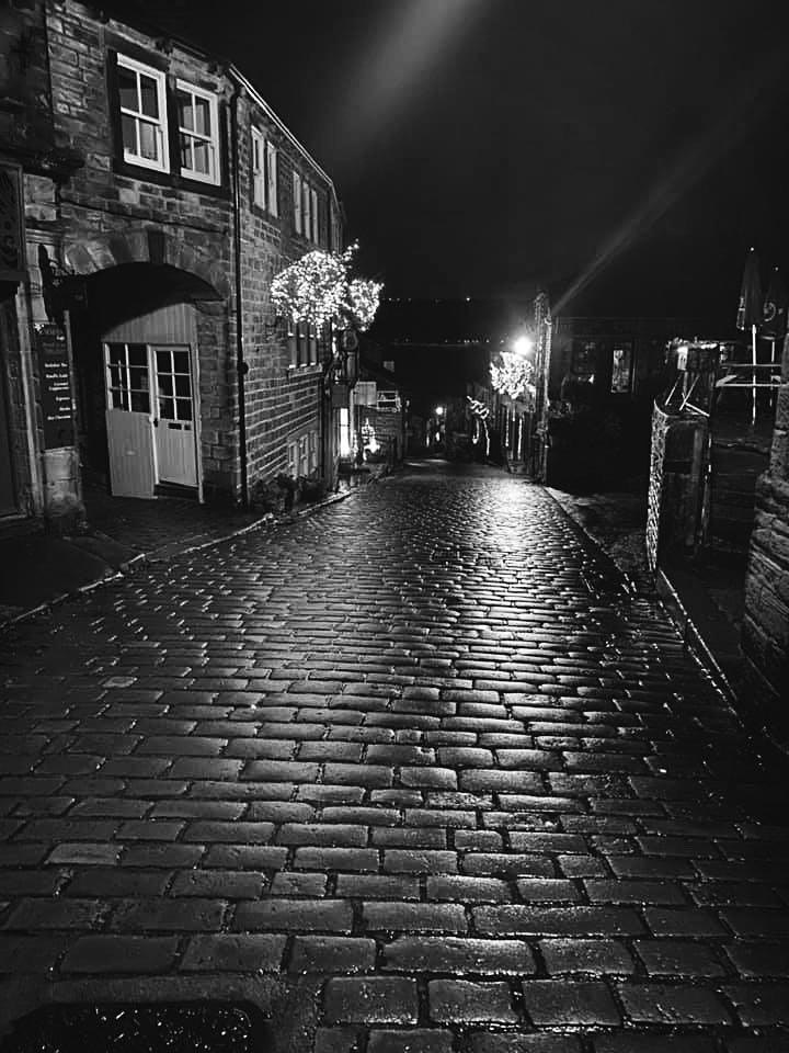 The Bronte Village Interactive Ghost Walks Haworth  with Haunting Nights image