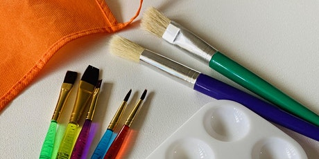Kids Canvas! Everything You Need to Paint at Home tickets