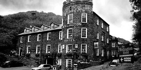 THE WELLINGTON HOTEL GHOST HUNT Boscastle  with Haunting Nights tickets