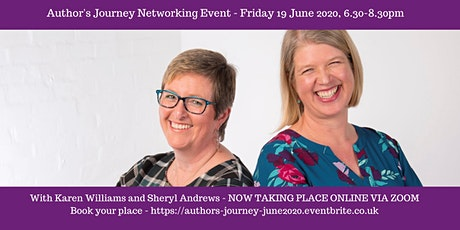 Author's Journey Networking Event  tickets