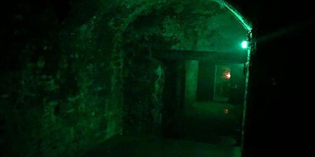 EDINBURGH VAULTS,  BURKE & HARE GHOST HUNT With Haunting Nights tickets