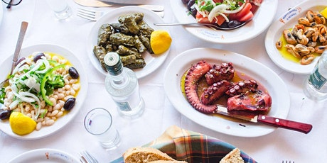 Welcome to Greece - Complete cooking experience - SOLD OUT - waiting list tickets