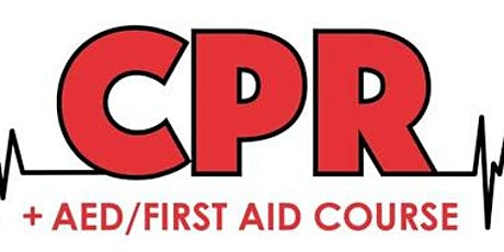 Adult + Pediatric First Aid/CPR/AED (Online + Classroom) tickets