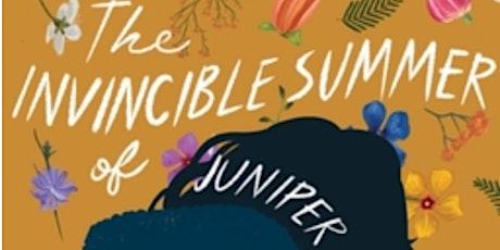 Scrawl Books & Author Daven McQueen: The Invincible Summer of Juniper Jones tickets