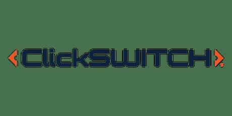 ClickSWITCH Admin Training tickets