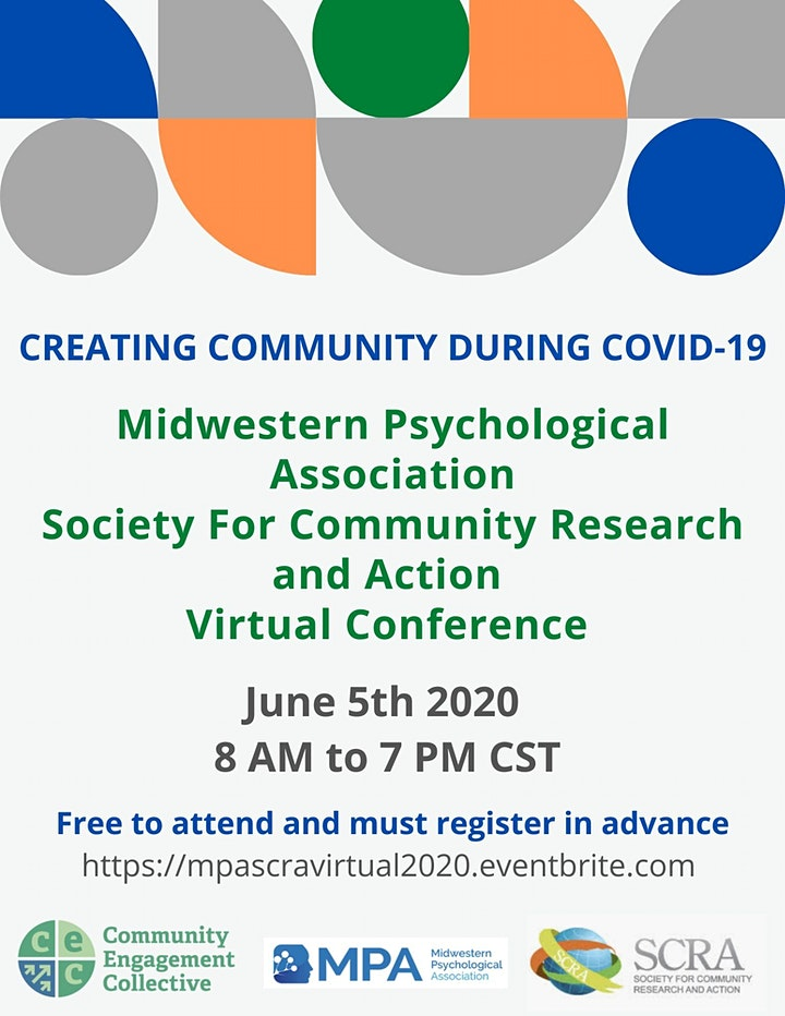 MPA SCRA Midwest Virtual Conference 2020 image