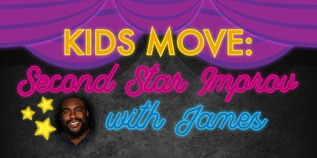 Kids Move Improv tickets