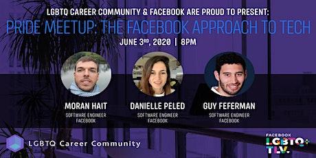 PRIDE Meetup: The Facebook approach to Tech entradas
