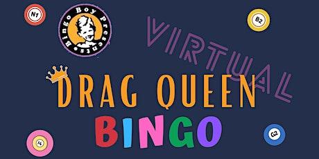 VIRTUAL DRAG QUEEN BINGO HAPPY HOUR tickets