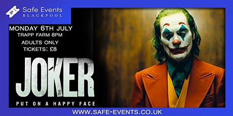 Joker (15+) - Drive In Movie - COVID-19 Safe tickets