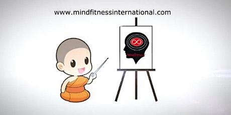 Mindfitness Meditation - Online Workshop on ZOOM - Oct 26 2020 tickets