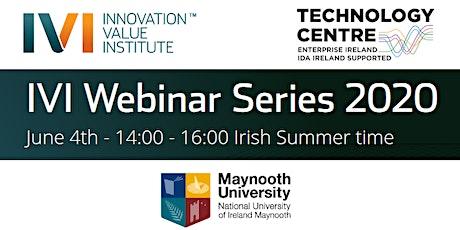 IVI Webinar Series - The role of Open Innovation tickets