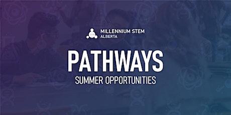 PATHWAYS: Summer Opportunities tickets