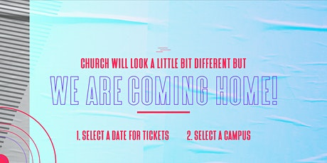 The Refuge: Welcome Home! (All Campuses) tickets
