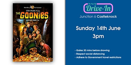 Junction 6 - The Goonies Drive-in Movie tickets