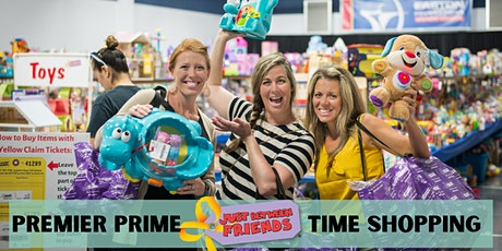 JBF Premier Prime July 21st, 4pm Shopping JBF  tickets