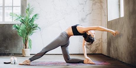 Live Virtual Wellness: Yoga Sculpt with Janine Narvaez tickets