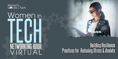 Women in Tech Networking Hour (Virtual) tickets