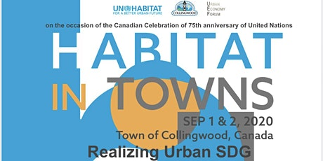 Habitat in Towns: Collingwood World Summit tickets