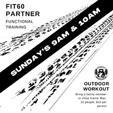 FIT60 OUTDOOR WORKOUT tickets