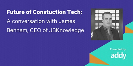Webinar | Future of Construction tickets